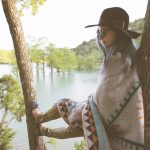 Sukienka aztecka — jak ją nosić, aby nie wyglądać jak Pocahontas?
