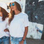 Damskie t-shirty - wybierz swój ulubiony na lato 2018! 5 sposobów na podkoszulek