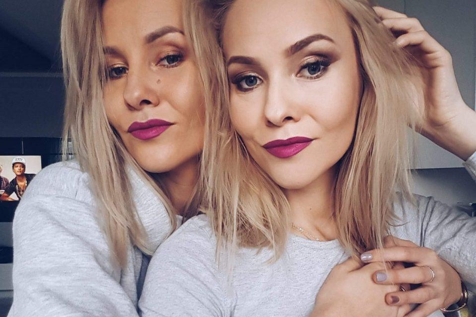Bliźniaczki Laskowskie - Pakutengirls lipca 2018