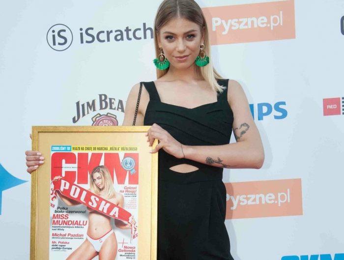 """Marysia Horbulewicz - Miss Mundialu magazynu """"CKM"""" - to nowa #Pakutengirl sierpnia"""