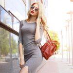 Skromne sukienki basic: dodaj im charakteru na dwa sposoby!