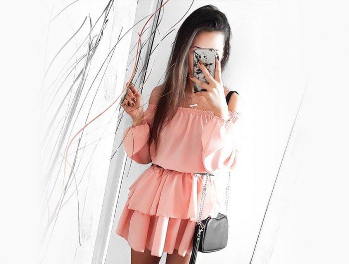 Kolorowa sukienka hiszpanka – stylizacje, które są hitem Instagrama!