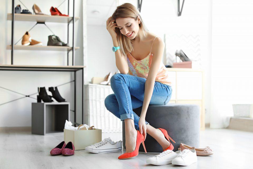 Najmodniejsze rodzaje butów na wiosnę 2019! Które kupić?