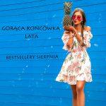 Bestsellery Sierpnia – LookBook