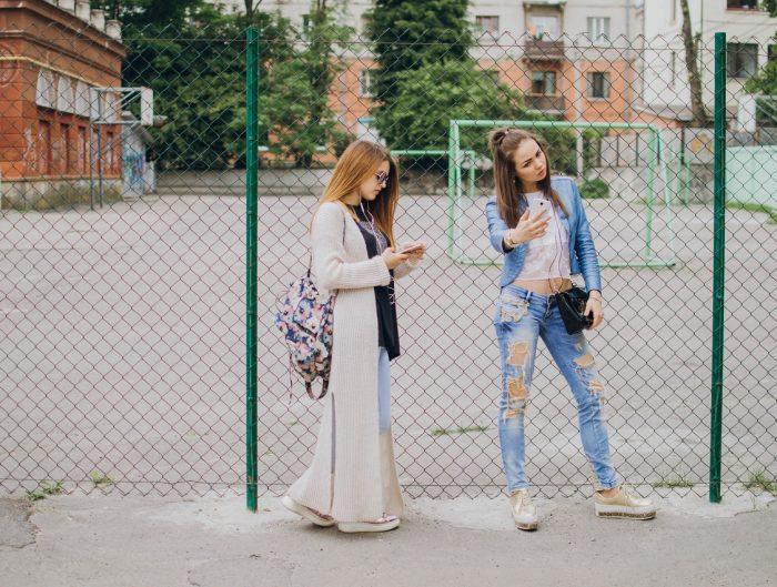 Stylizacje do szkoły - stylowy back to school