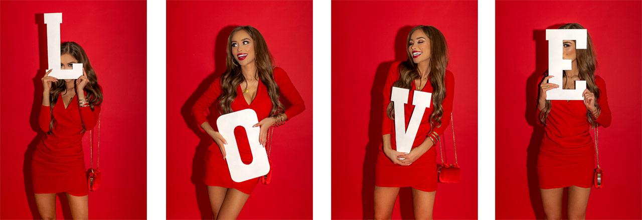 Walentynkowe stylizacje – jak go zaskoczyć
