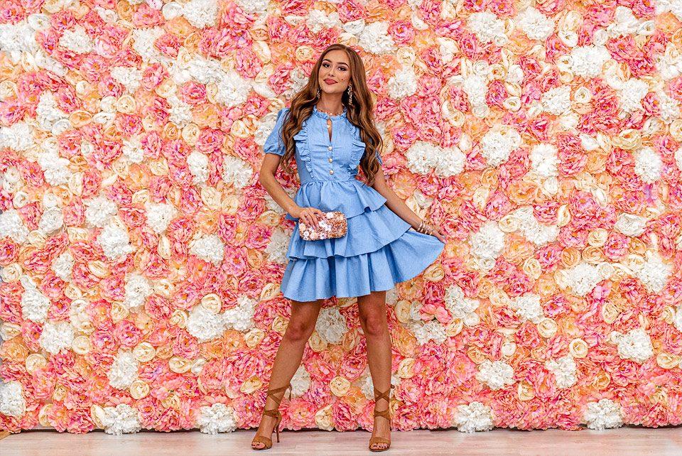 Stylizacje Z Jeansowa Sukienka Sprawdz Co Bedzie Trendy Pakuten Blog