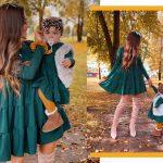 Sukienki mama córka – uroczy trend!